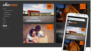 New Portfolio Website for EKO Photographic