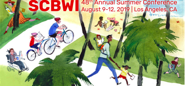 See you at the SCBWI Conference, Los Angeles!